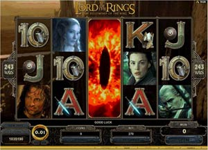 Play lord of the rings slot machine online free gambling board south africa