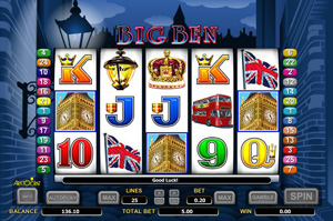 Big Ben™ Slot Machine Game to Play Free in Aristocrats Online Casinos